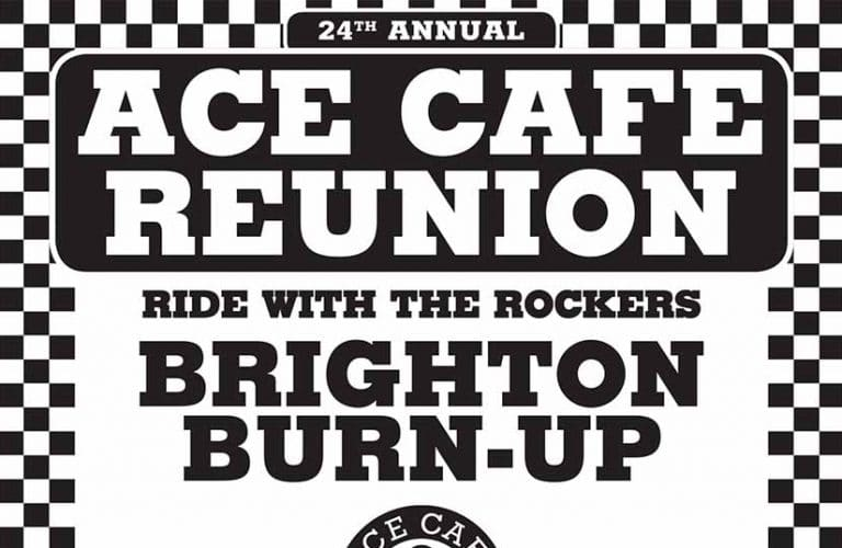 Ace Cafe Reunion 2017