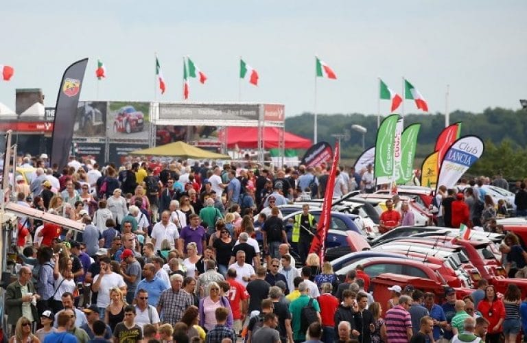 Win tickets to Festival Italia @ Brands Hatch!
