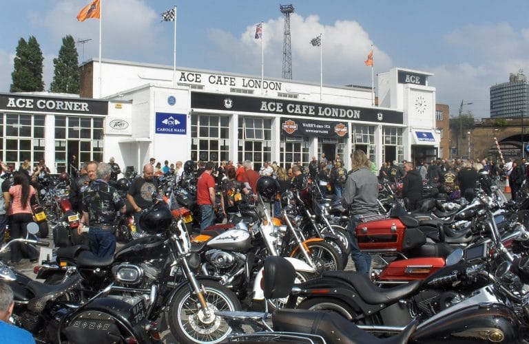 Harley Day with Warr's