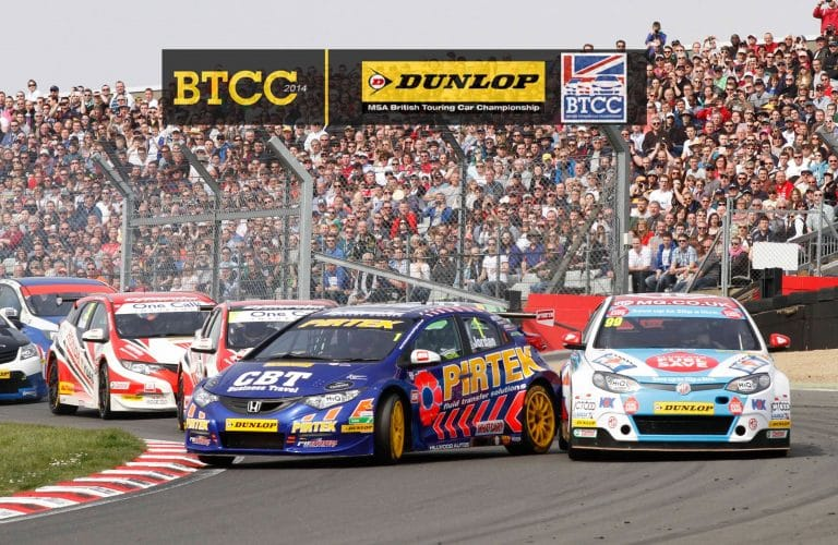 Win tickets to BTCC @ Brands Hatch!
