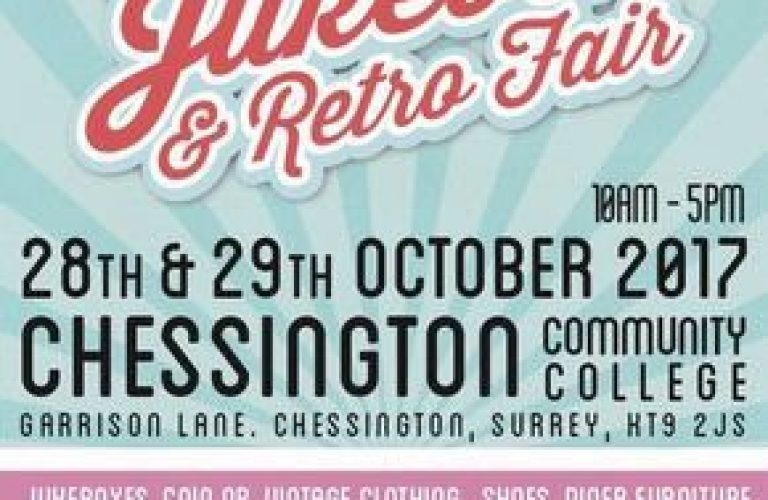 Win Tickets To The Jukebox & Retro Fair!