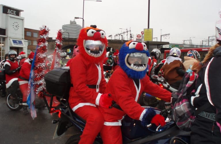Christmas Toy Run and Carol Service