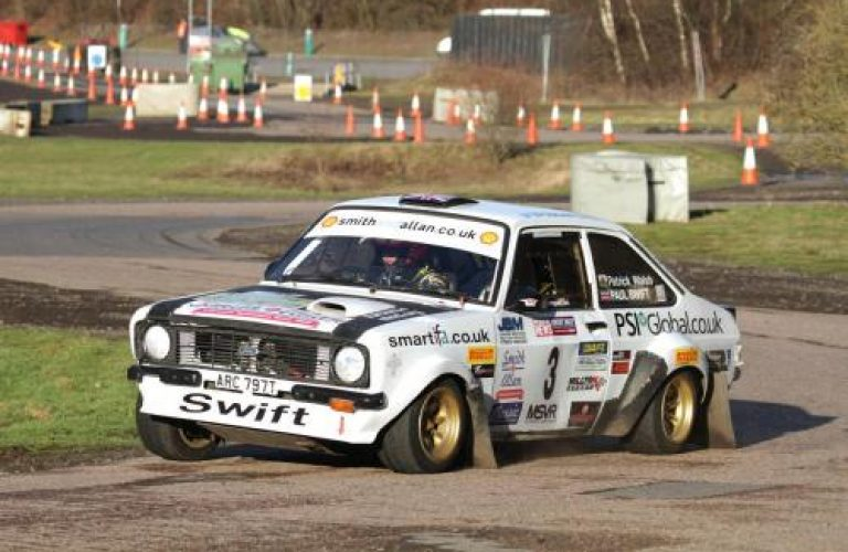 Win tickets to the Winter Stage Rally