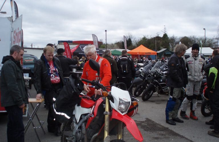 Overland & Adventure Bike Day