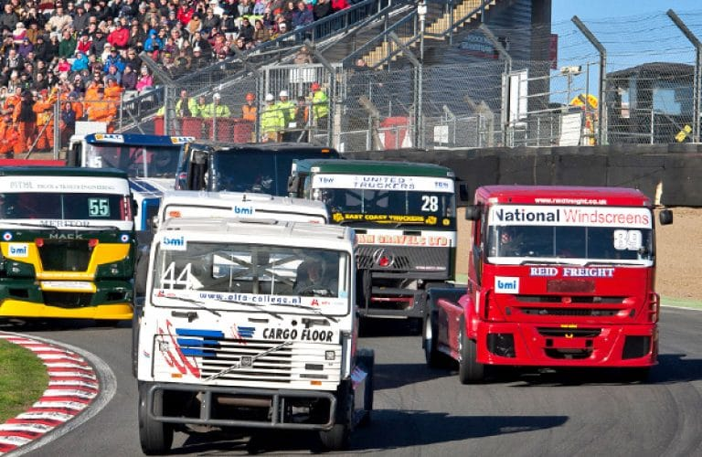 Win tickets to Truck Racing & British Touring Car Championship @ Brands Hatch!