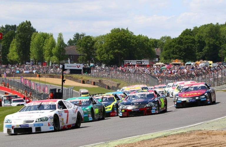 Win tickets to American Speedfest @ Brands Hatch