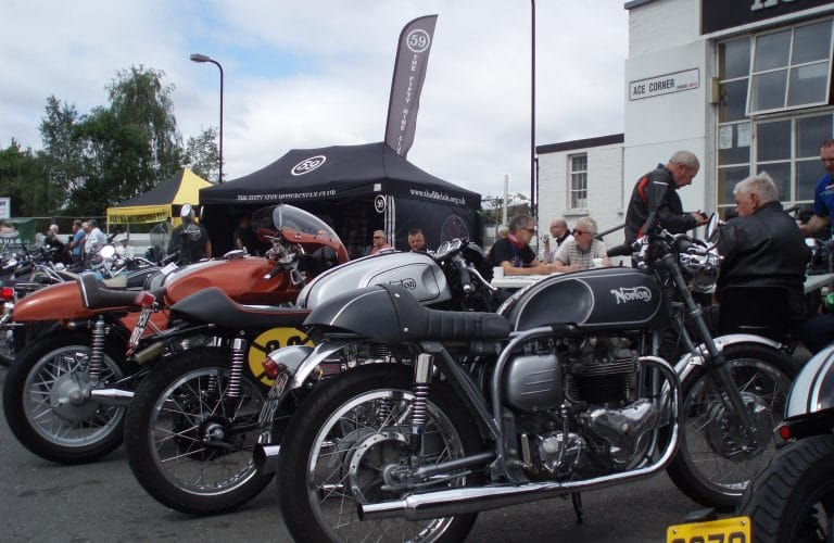 Triton & Cafe Racer Day