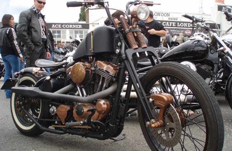Harley Day Sunday 26th August