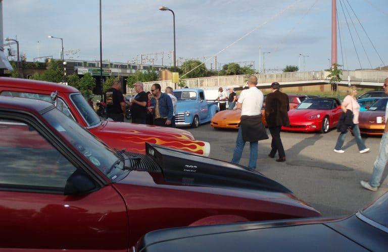 All-American Cruise-In (+ Corvette Special)