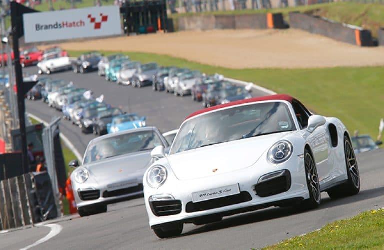 Win tickets to Festival of Porsche at Brands Hatch!