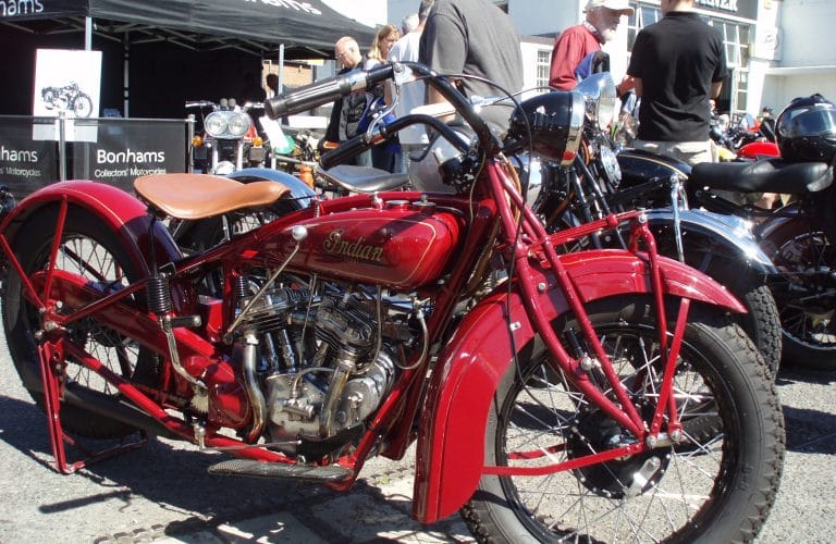 VMCC Day (& Classic Bikes!)