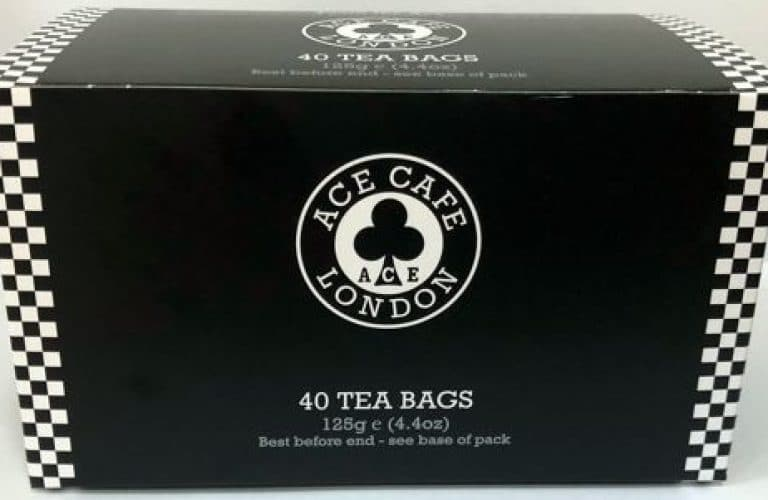 Ace Cafe Tea now available to buy!