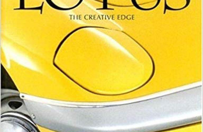 Win the book 'Lotus – The Creative Edge'