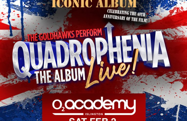 """Quadrophenia Live""- Meet the Faces and Win Tickets!"