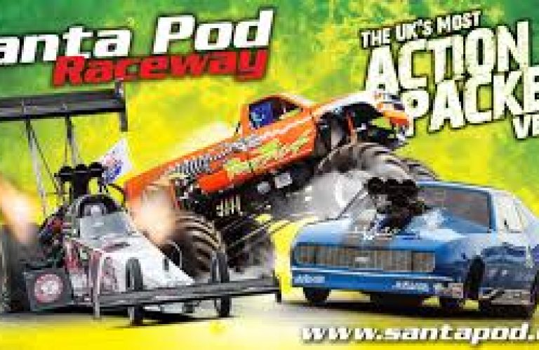WIN TICKETS TO SANTA POD!