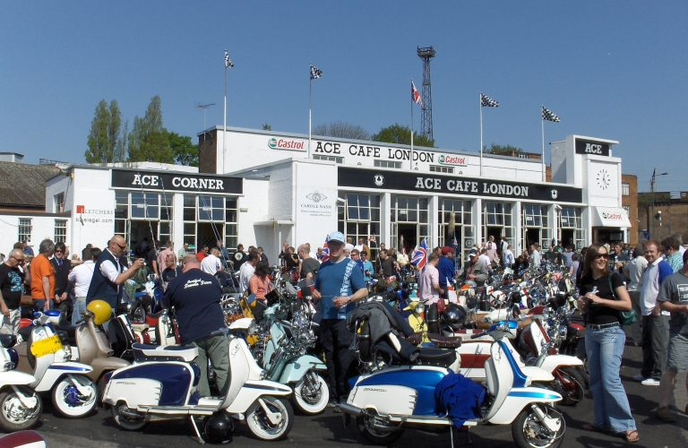 End of Summer Scooter & Mod Special  - Sunday 3rd October
