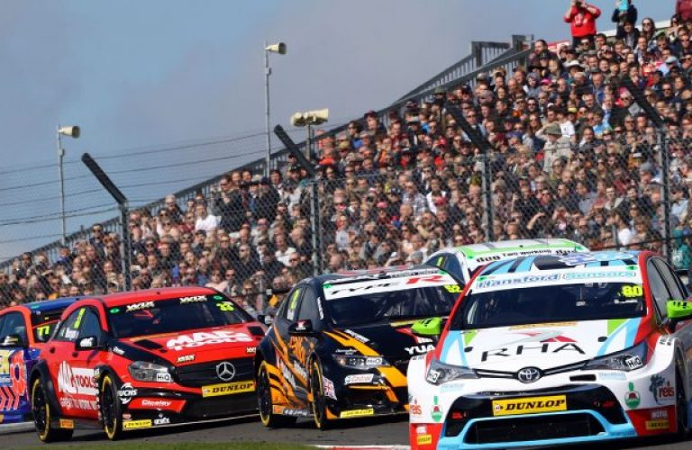 Win tickets to British Touring Car Championship!