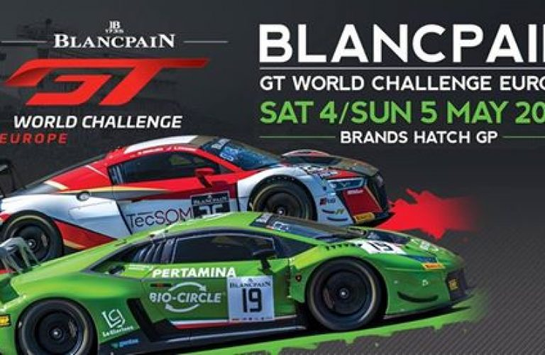 Win tickets to Supercar Racing @ Brands Hatch!