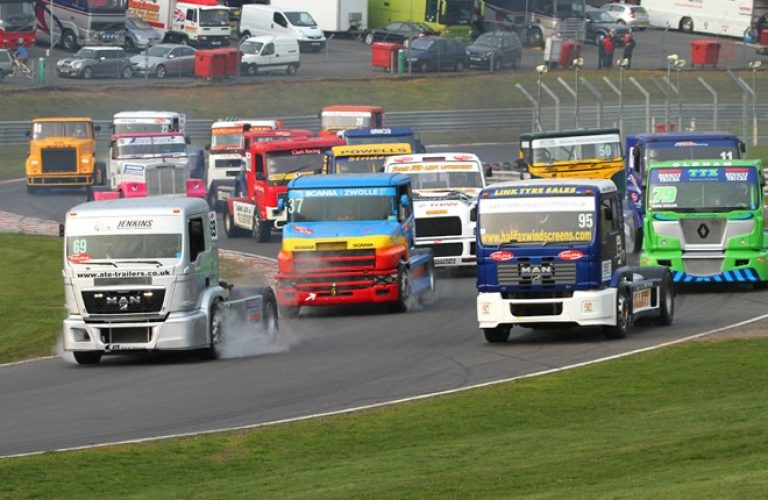 Win tickets to Truck Racing @ Brands Hatch!
