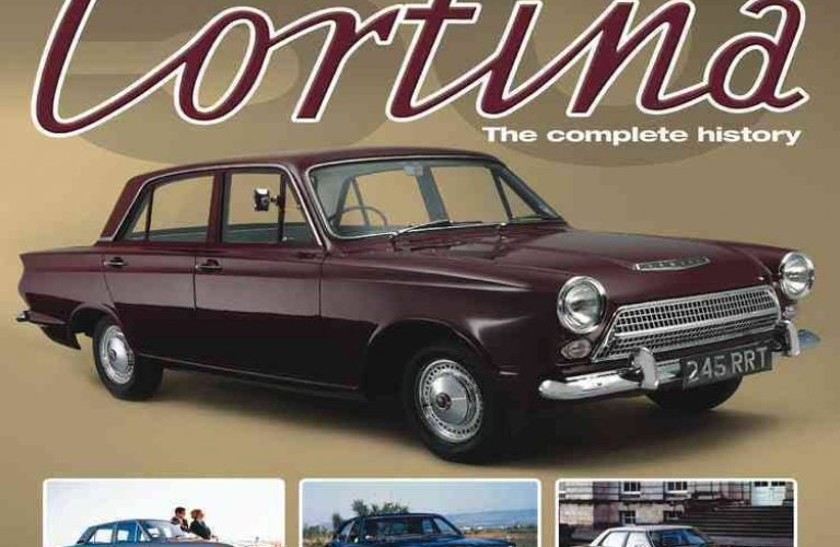 Win the book 'Ford Cortina - The Complete History'
