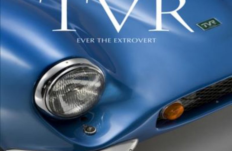 Win the book 'TVR: Ever the Extrovert'