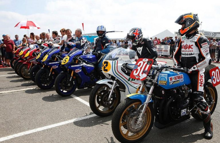 Join Ace & 59 Club live at the world's biggest classic motor racing festival