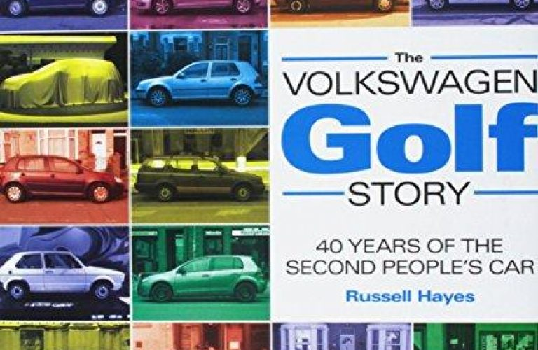 Win the book 'The Volkswagen Golf Story'