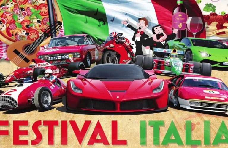 Win tickets to Festival Italia at Brands Hatch!
