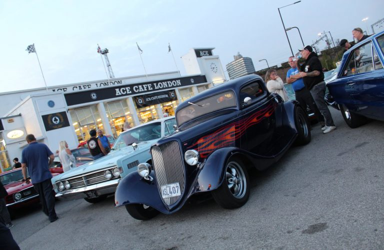 All-American Cruise-In and Halloween Shock n' Roll Record Hop