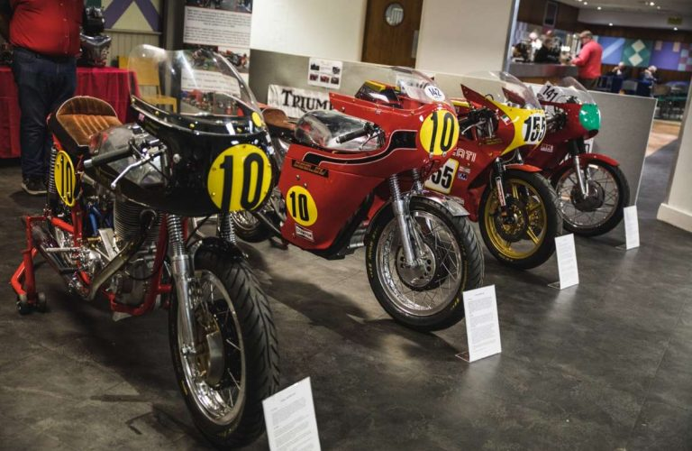 Call out for classic racing and off road competition motorcycles!