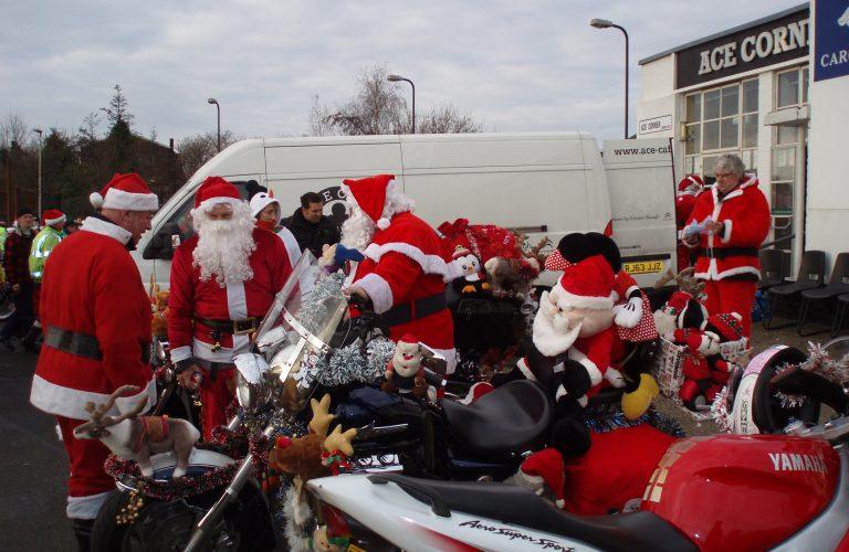 Christmas Toy Run & Carol Service