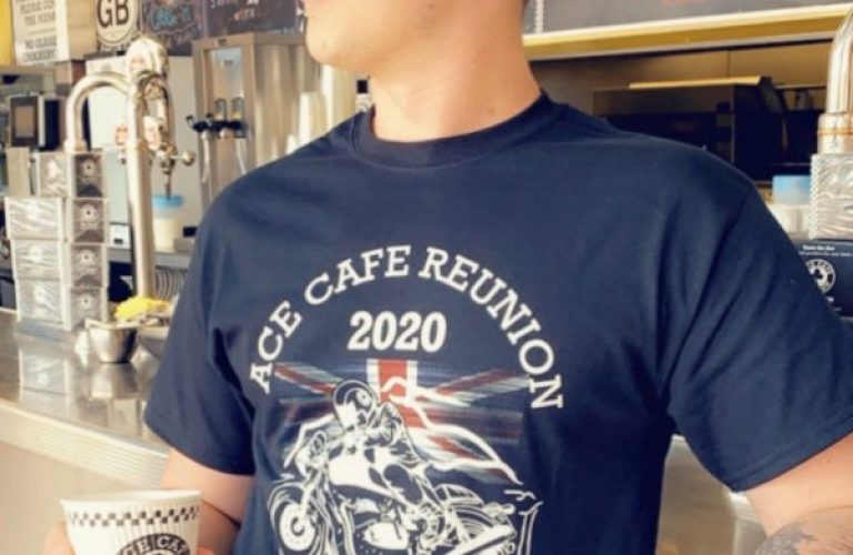 Ace Cafe Reunion Goodies now available to order!