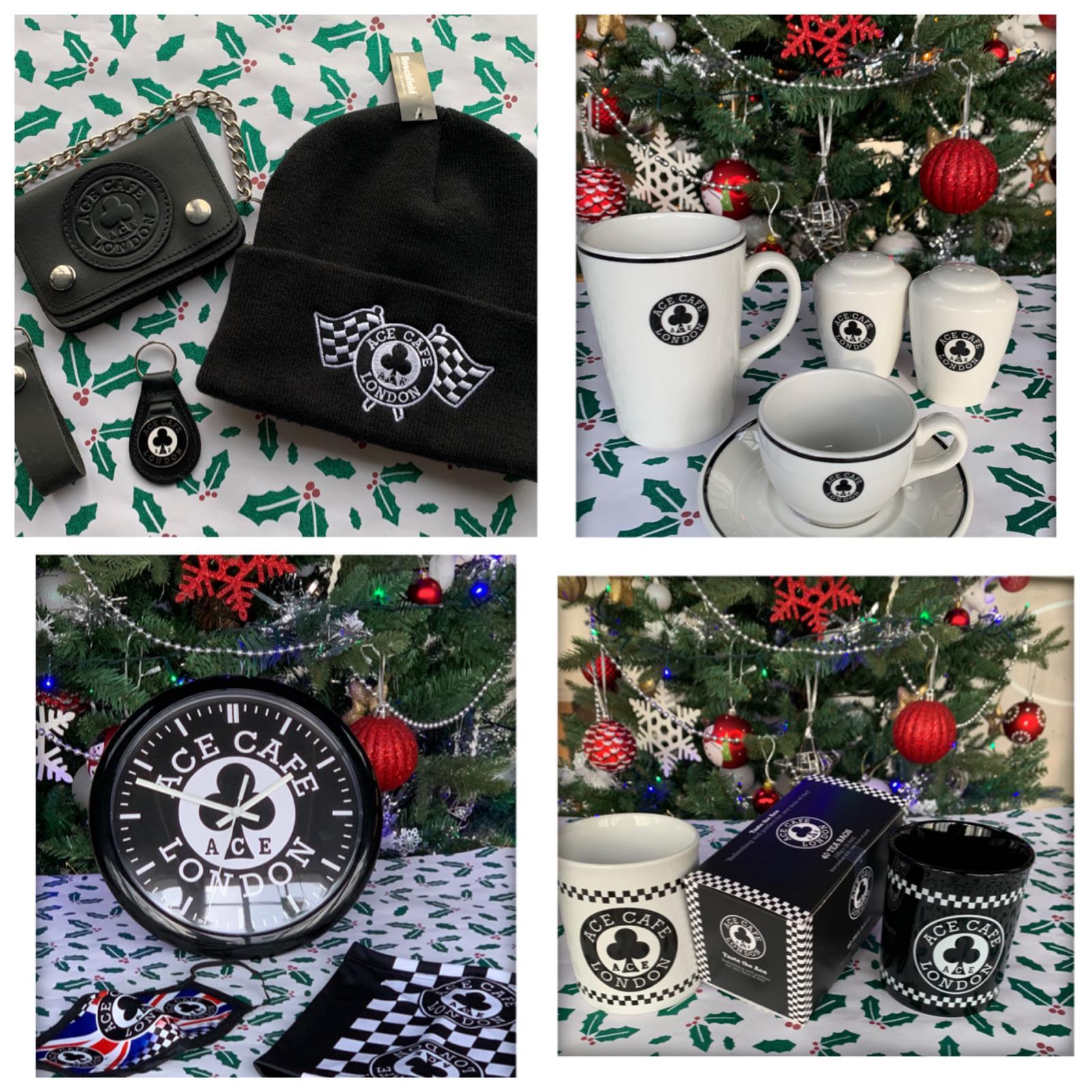 Christmas Gift Ideas Ace Cafe London