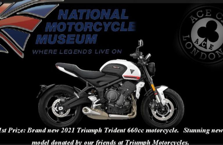 National Motorcycle Museum Opening Update and Raffle