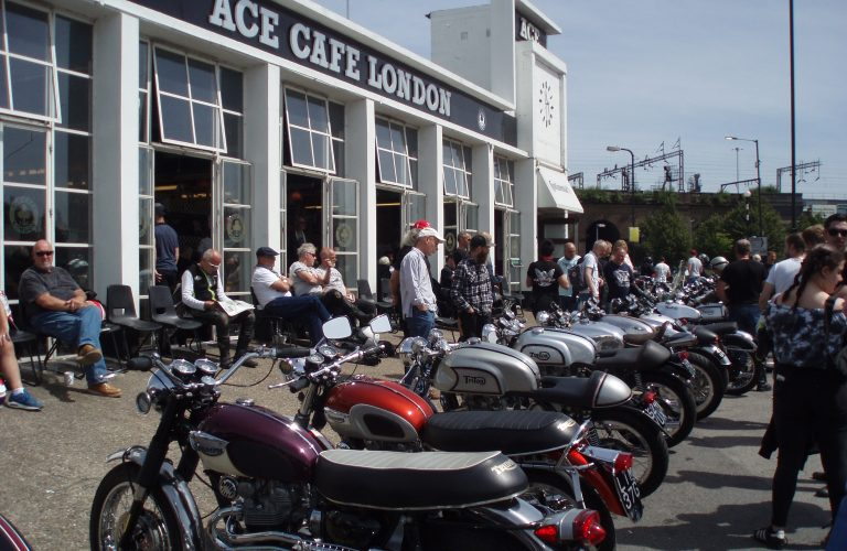 Triton & Cafe Racer Day  Sunday 27th June
