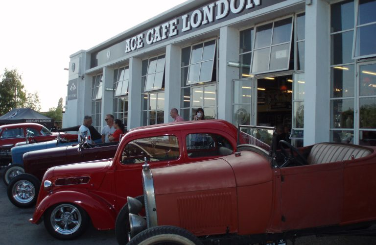 Hot Rod Nights & Ace Cafe Radio Wednesday 4th August 6pm
