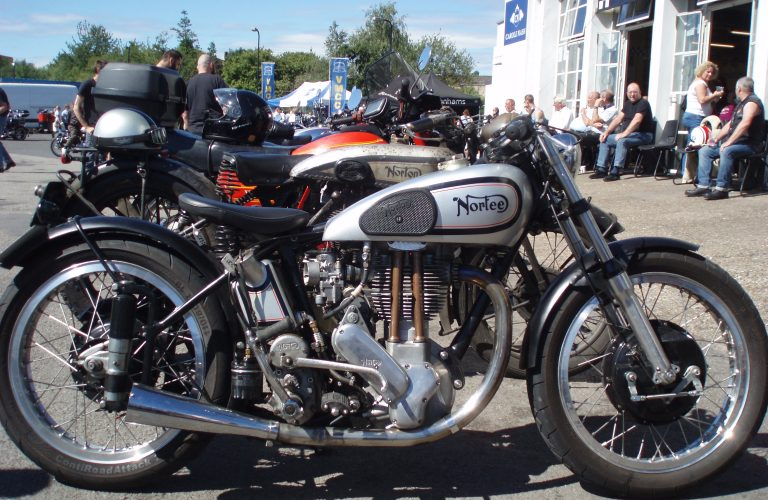Vintage & Classic Bike Day  Sunday 8th August 9am – 5pm